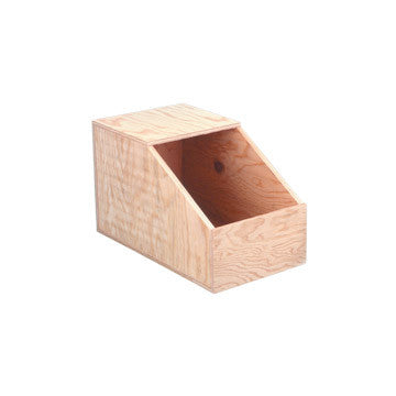 Wood Nesting Box - Large