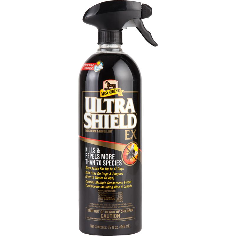 Absorbine® UltraShield® EX Insecticide & Repellent, 1 Qt.