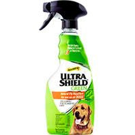 Ultrashield Natural Fly Repellent Spray For Dogs 16 oz.