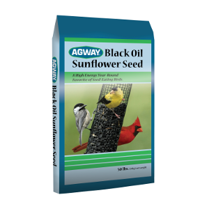 Agway Black Oil Sunflower