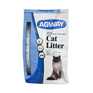 Agway Traditional Unscented Cat Litter