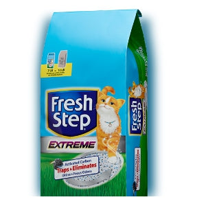 Fresh Step Extreme Clay Litter