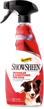 Showsheen® Detangler & Coat Conditioner For Dogs - 16oz