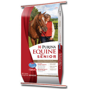 Purina® Equine Senior® Horse Feed