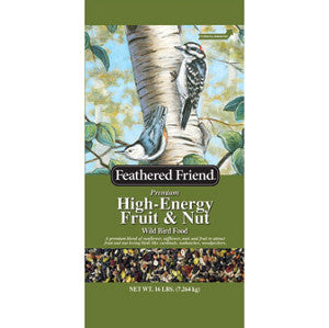 Feathered Friend High Energy Fruit & Nut Mix 20 lb.