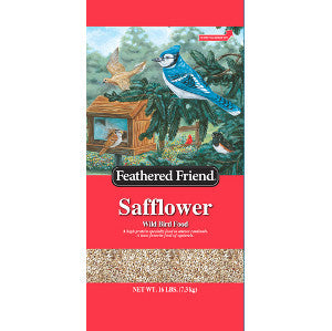 Feathered Friend Safflower Seed 16lb.