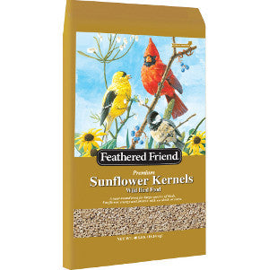 Feathered Friend Sunflower Kernels 40lb.