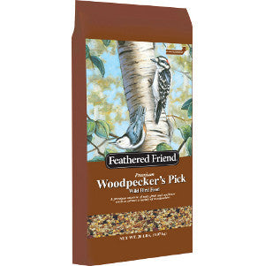 Feathered Friend Woodpeckers Pick 20lb.
