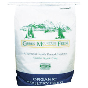 Organic Non - GMO Soy Free Chicken Egg 16% Layer Pellets