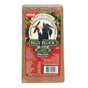 HerdLife Billy Block Mineral For Goats