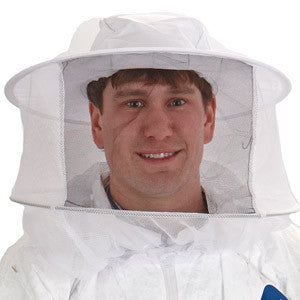 Little Giant® Beekeeping Veil with Built-in Hat