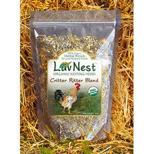 Luv Nest™ Critter Ritter Blend for Chicken Coops