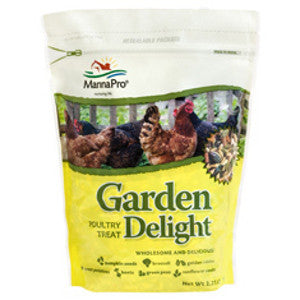 Garden Delight™ Poultry Treat
