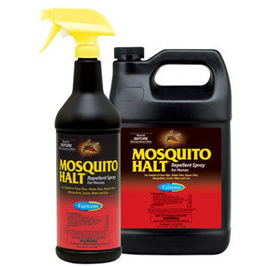 Mosquito Halt® Repellent Spray for Horses