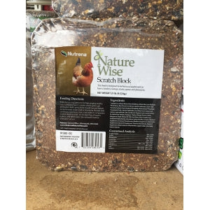 NatureWise Scratch Block