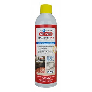 No Bite IGR Flea & Tick House & Carpet Spray, 16 oz.