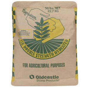 Oldcastle Hydrated Lime 50lb