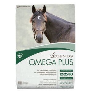 Legends® Omega Plus Extruded Supplement