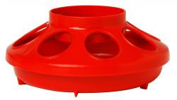 Plastic Feeder Base - 1 Quart