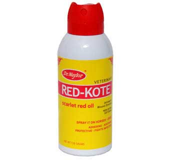 DR. NAYLOR RED KOTE AEROSOL SPRAY