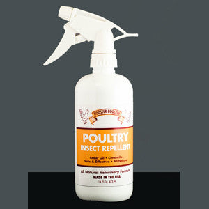 Rooster Booster Poultry Insect Repellent