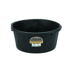 Rubber All-Purpose Tub 6.5 Gallon