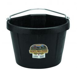 Rubber Corner Bucket 5 Gallon