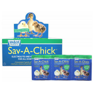 Sav-A-Chick Electrolyte and Vitamin Supplement