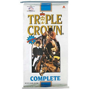 Triple Crown Complete Textured 50lb