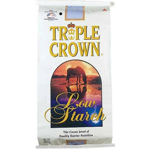 Triple Crown Low Starch Pelleted 50lb