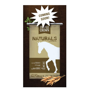 Triple Crown® Naturals Pelleted Horse Feed 50 Lb.