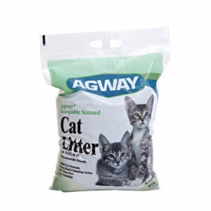 Agway Scoopable Scented All Natural Cat Litter