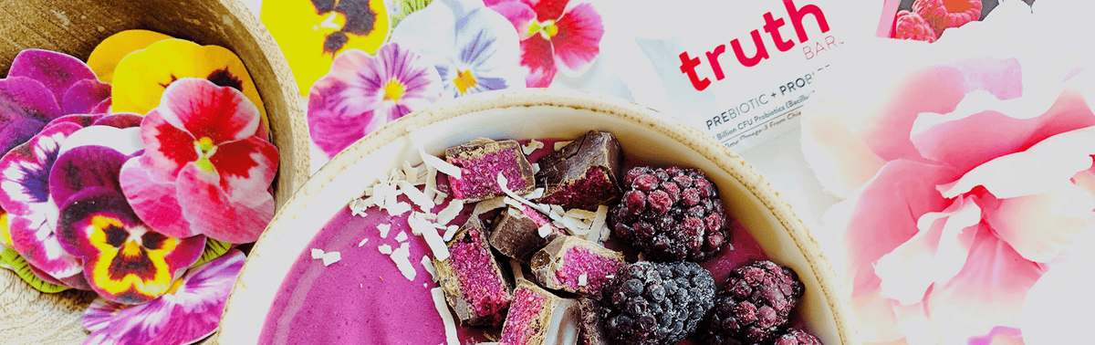 PItaya Power Smoothie Bowl