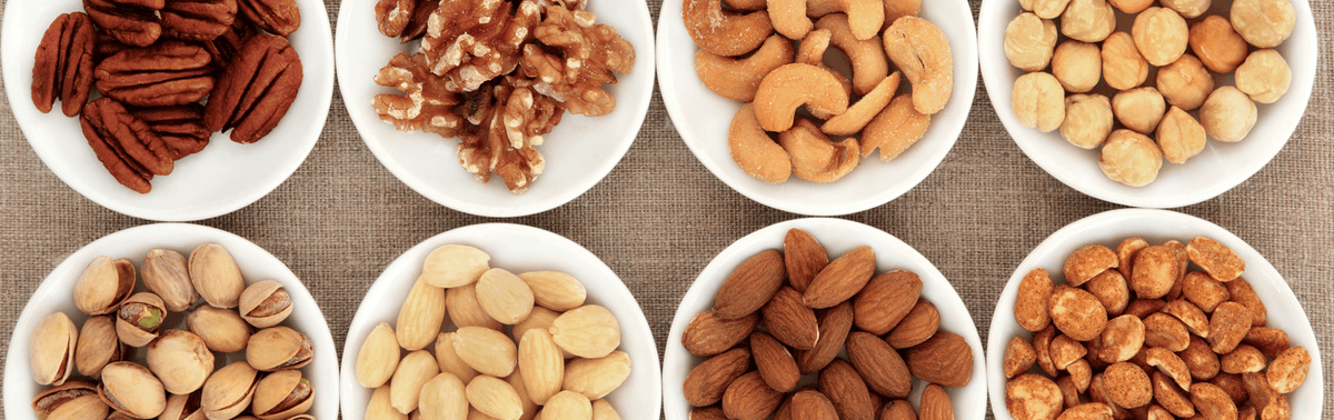 Top 10 Nuts With Protein - Truth Bar