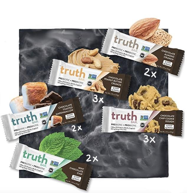 New Protein Variety Pack (12 Bars)
