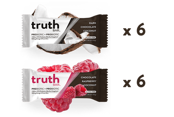Vegan Variety Pack (12 Bars)