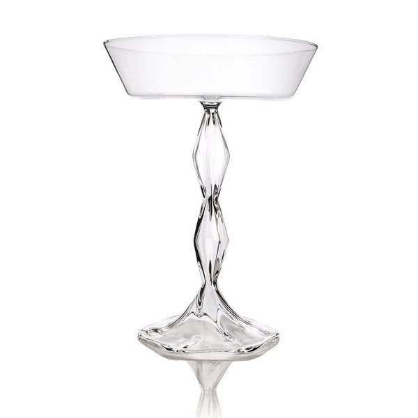 DIAMOND Pedestal Fruit plate