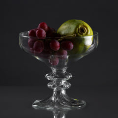 GRETA Pedestal Fruit Bowl