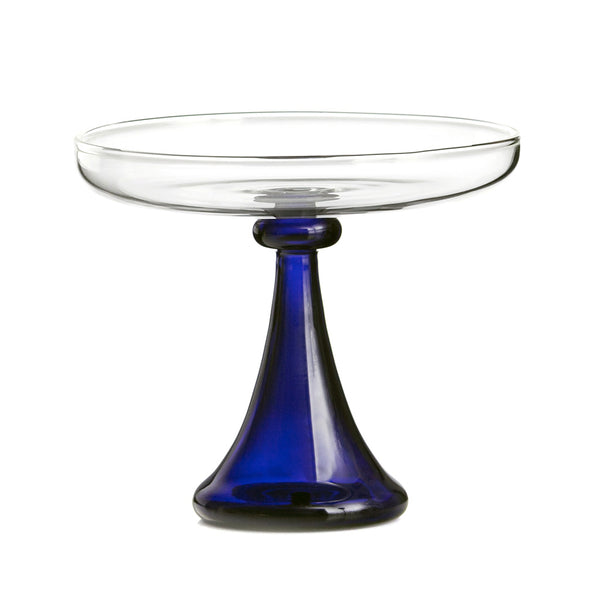 ELEMENTAL Cake Stand Blue Small