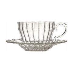 WILLIAM Teacup and Saucer (set of 2)
