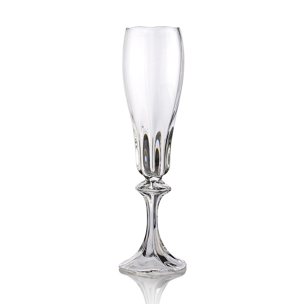 VICTORIA Flute Glass (set of 2)