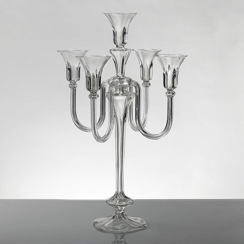 CARMEN 5 Candles Candelabra