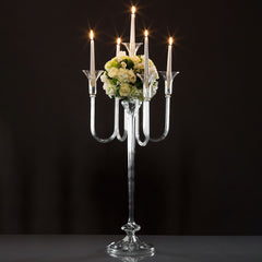 CARMEN Candelabra 5 Candles Tall