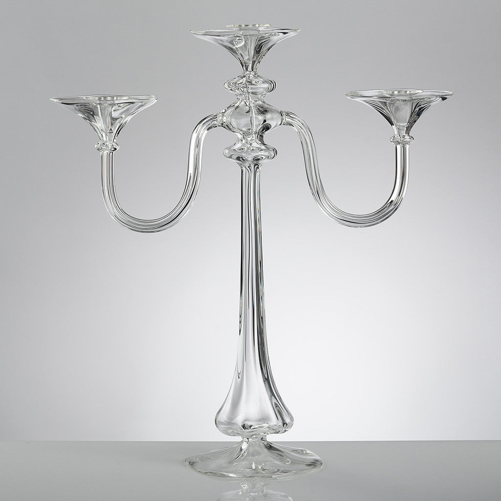 MORGAN Candelabra 3 Candles