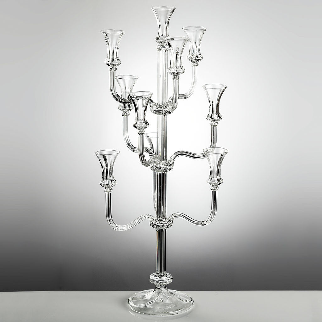 WILLOW 10 Candles Candelabra