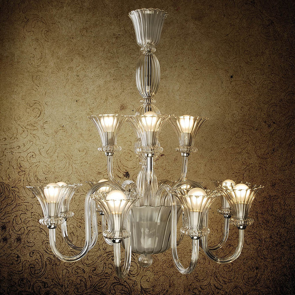 VESTA Chandelier 12 arms