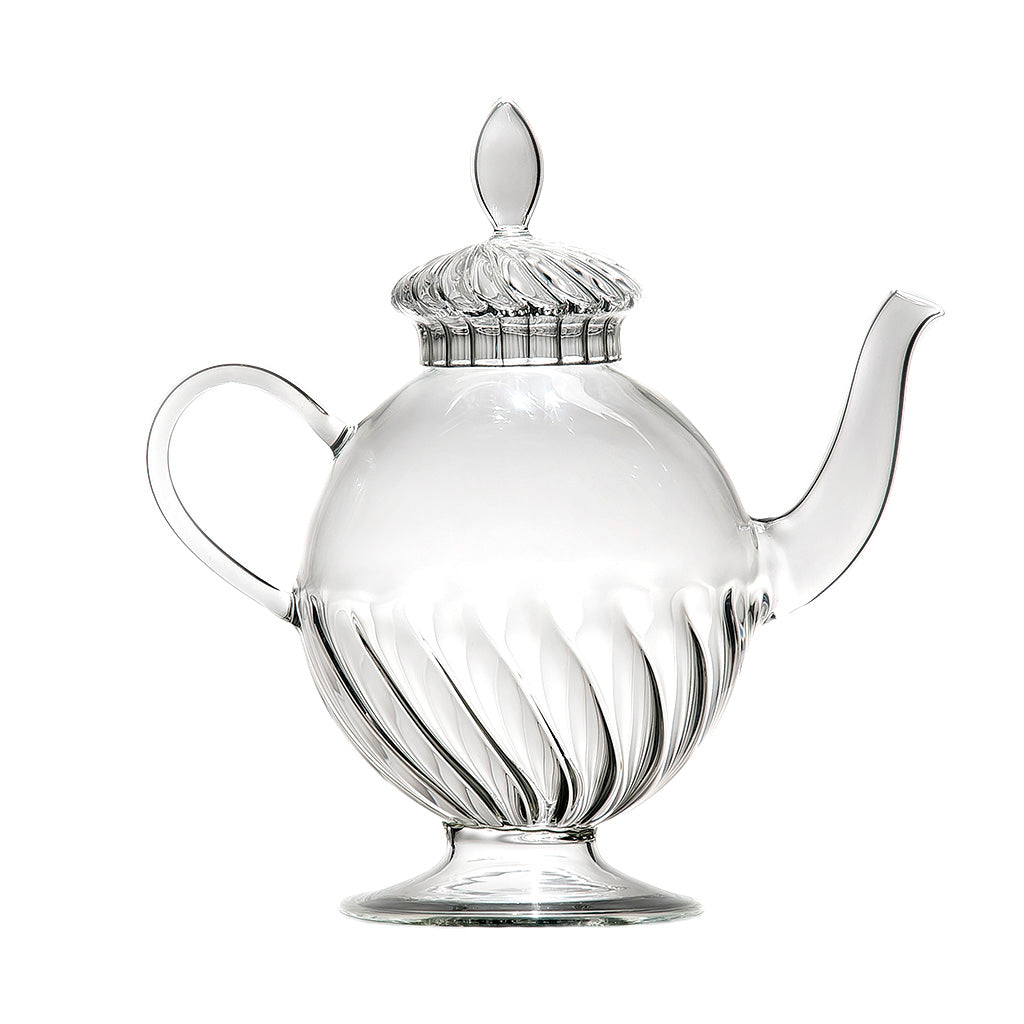 ARABESQUE Teapot Clear