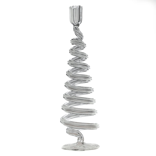 WHIRL Christmas Tree with candleholder