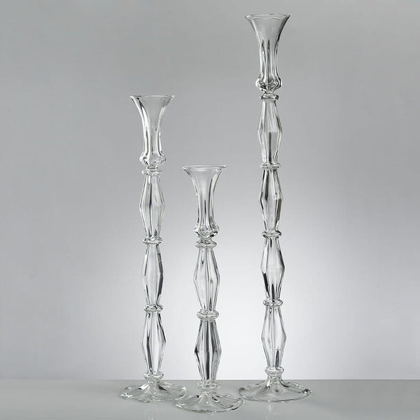 DIAMOND Candleholders (Set of 3)