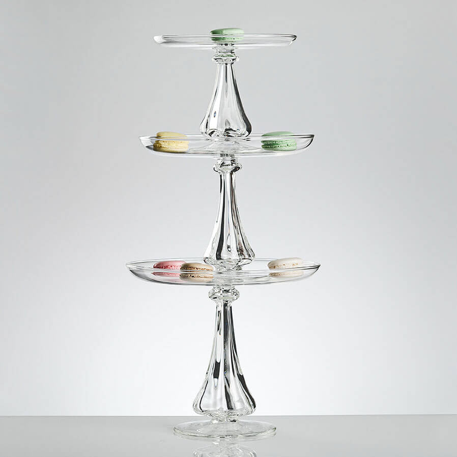 ELEANOR 3 Level Cake Stand